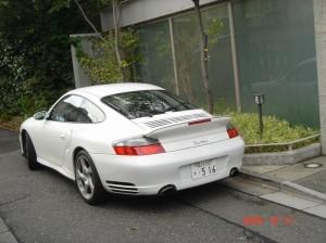 911ターボ(996型)2