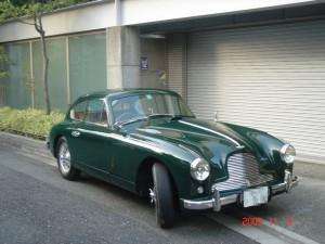Astonmartin DB24,1953