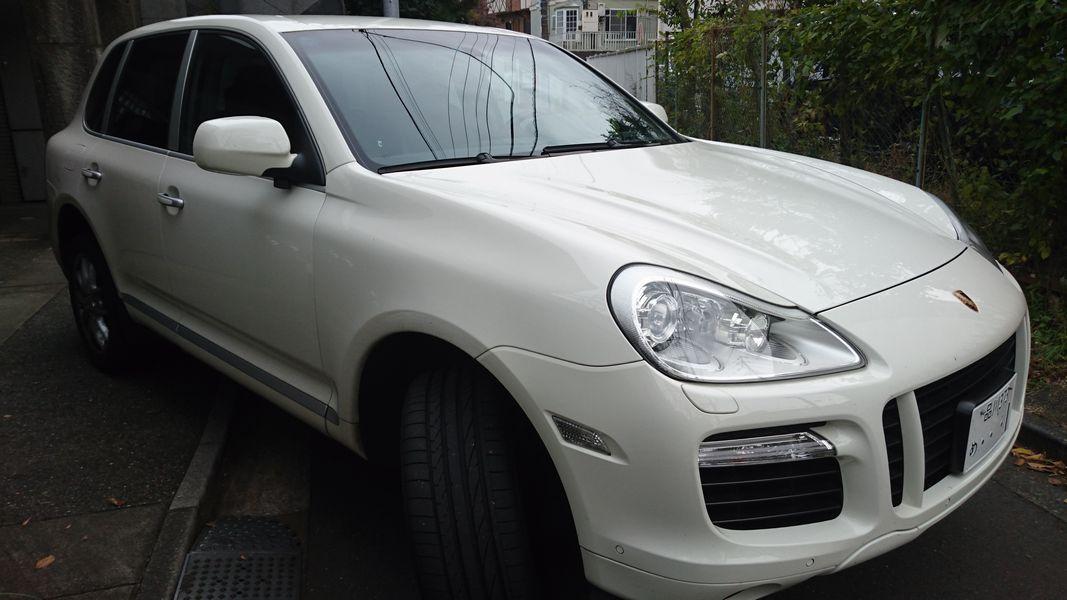 SUV系④957型(2009年)カイエン...