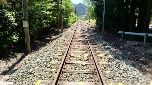 飯田線線路