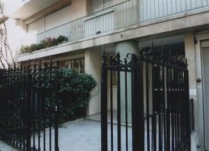 6 rue Weber 16em