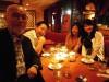 アベスでの食事会