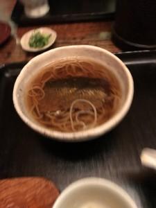にしん蕎麦