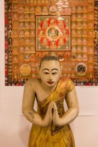 タイで買ったブッダ像